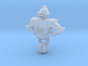 Gizmoduck survivor miniature model games rpg dnd in Smooth Fine Detail Plastic