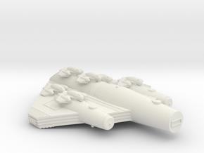 3788 Scale ISC Gunboat/PF Tender (PFT) SRZ in White Natural Versatile Plastic