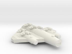 3125 Scale ISC Gunboat/PF Tender (PFT) SRZ in White Natural Versatile Plastic