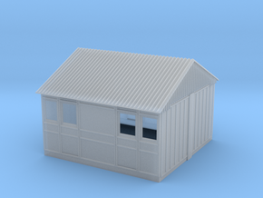Nantmor Goods Shed in Smooth Fine Detail Plastic