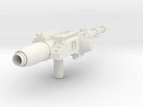 Kenner Proton wand in White Natural Versatile Plastic