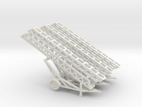 1/144 mobile ladder  in White Natural Versatile Plastic