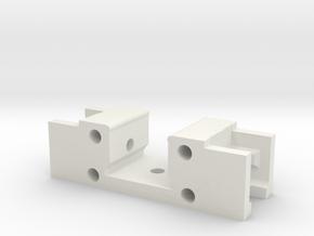 SensorHolderV2 in White Natural Versatile Plastic