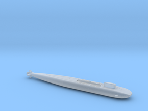 PLAN TY100 SSBN FH - 1250 in Smooth Fine Detail Plastic