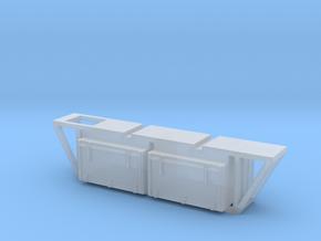Batteriekasten in Smoothest Fine Detail Plastic