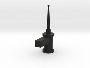Revi 3C backup sight in Black Natural Versatile Plastic