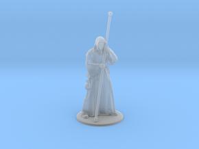 Raistlin Miniature in Smoothest Fine Detail Plastic: 28mm