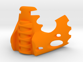 Vahi Prototype (completed version) in Orange Processed Versatile Plastic