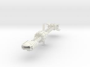 B5 Explorer 145 in White Natural Versatile Plastic