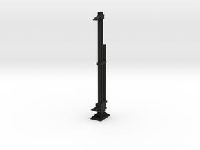1/24 Scale Hi-Lift Jack in Black Natural Versatile Plastic