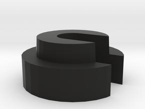 Tamiya Vanquish E8 Lower Shock Brace in Black Natural Versatile Plastic