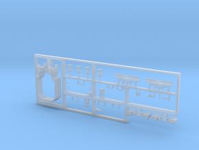 Scala N - FS E646 navetta dettagli in Smoothest Fine Detail Plastic