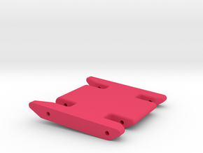 un-Stuck 3G Blank Skid in Pink Processed Versatile Plastic