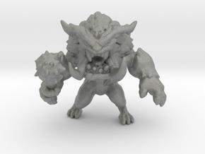 Mega Gremlin miniature model fantasy games rpg dnd in Gray PA12