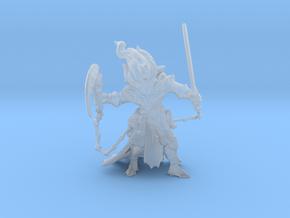 Blaze Spirit Of Vengeance miniature model fantasy in Smooth Fine Detail Plastic