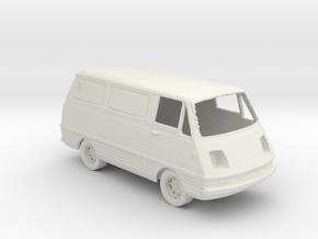 1966 Mazda Bongo 1:160 scale. in White Natural Versatile Plastic