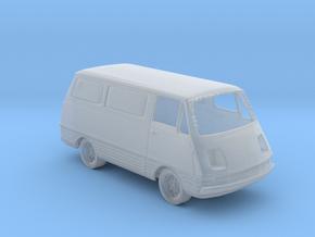 1966 Mazda Bongo 1:160 scale. in Smooth Fine Detail Plastic