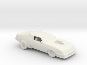 1973 Ford Falcon GT 351 [XB] (The Interceptor) in White Natural Versatile Plastic