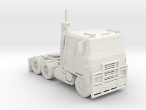 International Harvester Transtar COF-4070 1:160 s in White Natural Versatile Plastic