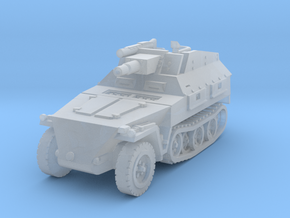 Sdkfz 250/8 B 1/160 in Smooth Fine Detail Plastic