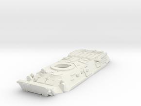 MG144-R21A BTR-80 (Amphibious) in White Natural Versatile Plastic