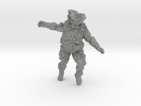 Last Of Us Bloater miniature model fantasy rpg dnd in Gray PA12