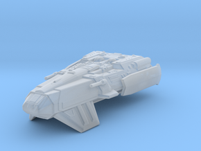 Zibalian Freighter 1/4800 Attack Wing in Smooth Fine Detail Plastic