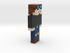 7cm | DanTDM in Full Color Sandstone