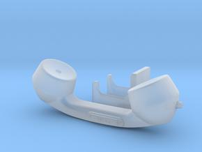 PRC-41_handset2 in Smooth Fine Detail Plastic