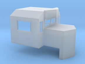 Admiral Cab For GP33ECO, GP59E HO in Smooth Fine Detail Plastic