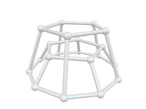 G102 - Cycles in White Natural Versatile Plastic