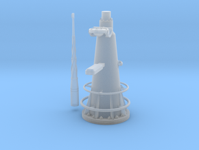 1/32 DKM UBoot VIIC Attack Periscope w. compass in Smooth Fine Detail Plastic