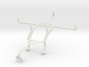 Controller mount for Xbox 360 & Realme Narzo 30 in White Natural Versatile Plastic