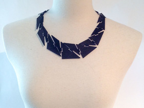 Kinectscan_mannequin_neckless in Black Natural Versatile Plastic