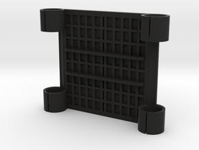 Steadicam Ultra Monitor Rails Bracket in Black Natural Versatile Plastic
