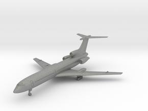 Tu-154M w/Gear (PA12) in Gray PA12: 1:700