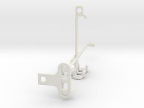 Xiaomi Redmi Note 10 Pro (China) tripod mount in White Natural Versatile Plastic