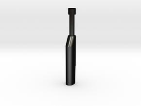 Manning's Pipegun MK 2 in Matte Black Steel