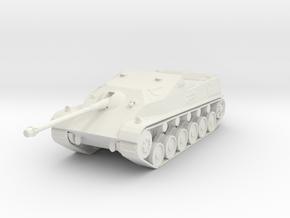 44M Tas Rohamloveg 1/76 in White Natural Versatile Plastic