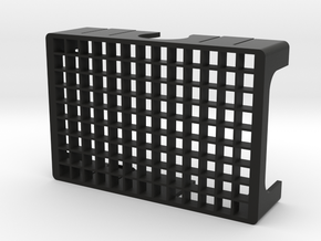 MC Grid 35 Degree in Black Natural Versatile Plastic