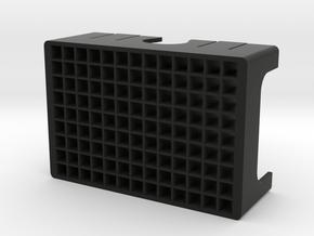 MC Grid Tight in Black Natural Versatile Plastic