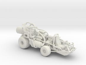 BT. Aunty Entity's Buggy 1:160 scale. in White Natural Versatile Plastic