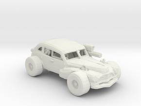 FR. Fleet Master Roadster. 1:160 scale in White Natural Versatile Plastic