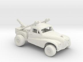 FR.  Austin A70 desert Hot Rod. 1:160 scale. in White Natural Versatile Plastic