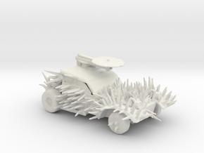 FR. Blitz Bug. 1:160 scale in White Natural Versatile Plastic