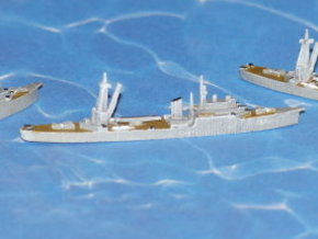 IJN Training Cruiser Katori Class 1/2400 in Smooth Fine Detail Plastic