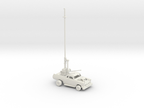 FR The Twins Pole Cat Thing 1. 1:160 Scale in White Natural Versatile Plastic