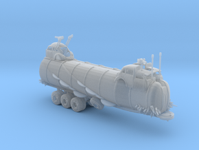 FR. War Rig Trailer. 1:160 scale in Smooth Fine Detail Plastic