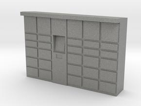 Parcel Locker 1/35 in Gray PA12