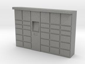 Parcel Locker 1/24 in Gray PA12